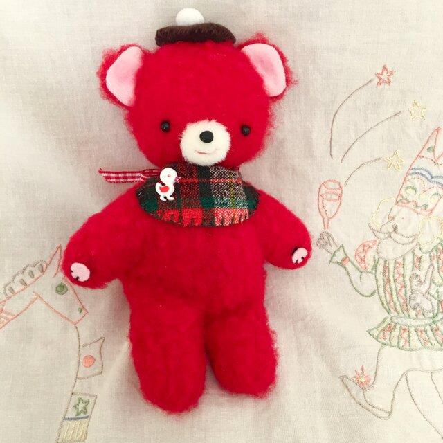 ☆再販☆ おもちゃ箱のクマちゃんの画像1枚目