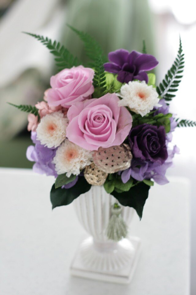 【再々々々販】仏花 お供え花の画像1枚目
