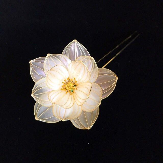 蓮簪 「真珠- しずく - 」の画像1枚目
