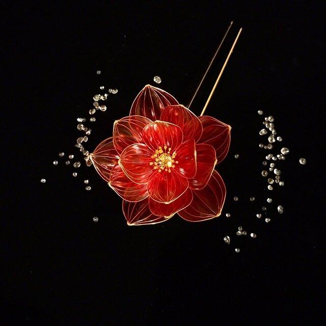 蓮簪「火焔 - kaen- 」の画像1枚目