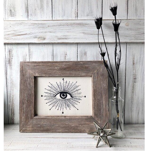 ニゲラオリエンタリス 3本セット ニゲラ ブラック そのまま飾れるロングステム3本セット ドライフラワー花材 ニゲラの画像1枚目