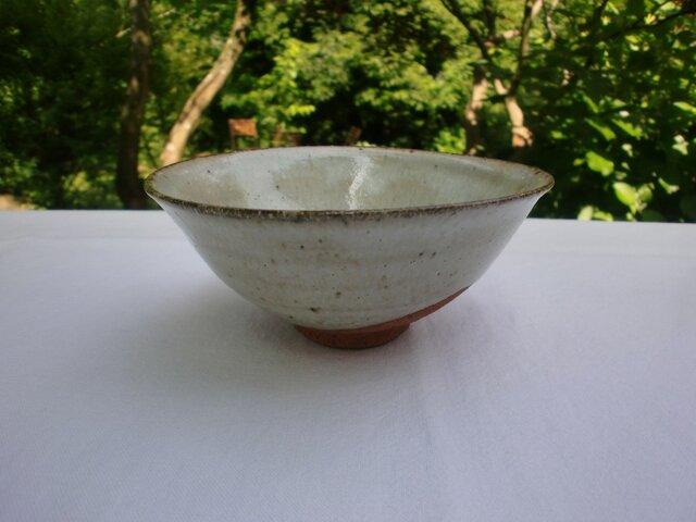 斑唐津(まだらからつ)ごはん茶碗の画像1枚目