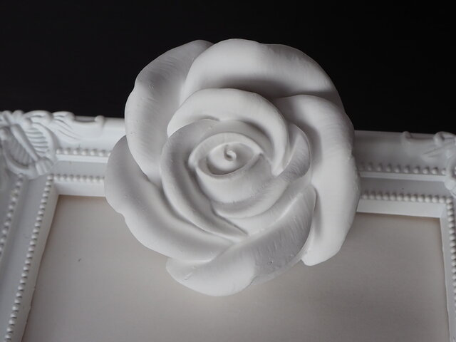 バラのアロマストーン☆すっきりした薔薇の香りの画像1枚目