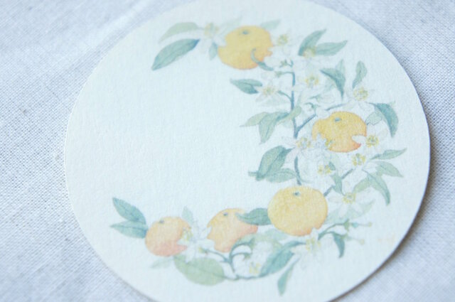蜜柑月のカードの画像1枚目