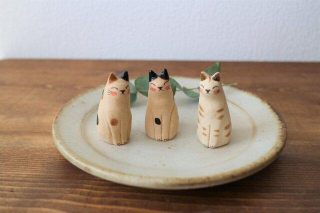 うとうと猫 ( ブチ・はちわれ・トラ )の画像1枚目