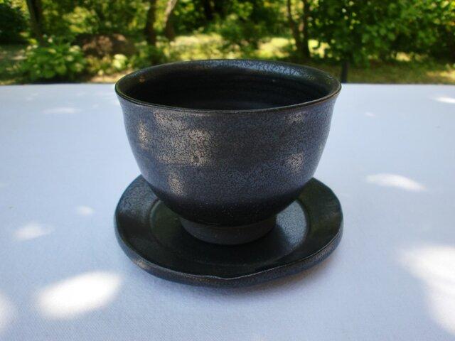 黒マット 多用鉢の画像1枚目