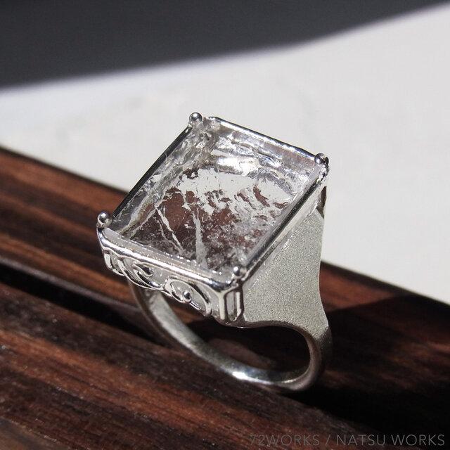 クォーツ・リング * Quartz Ringの画像1枚目