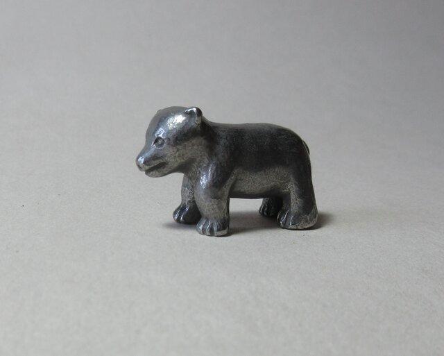 シロクマ(子供)の画像1枚目