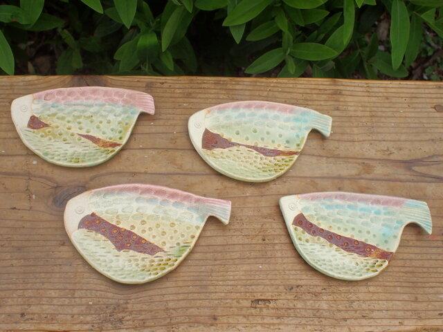 魚小皿の画像1枚目