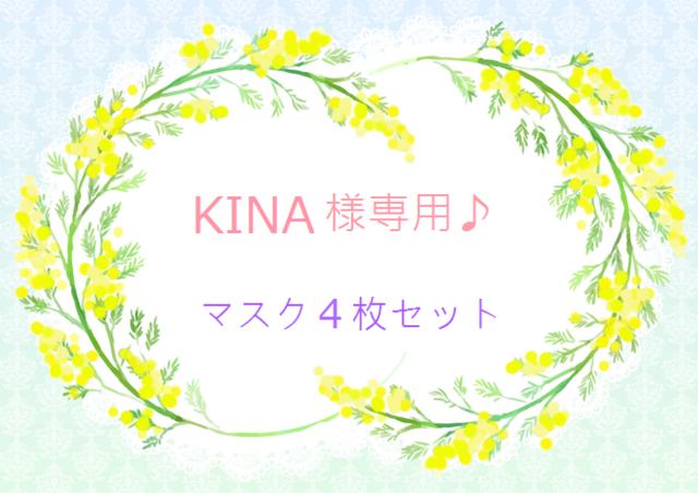 KINA様専用♪ マスクセット♪の画像1枚目