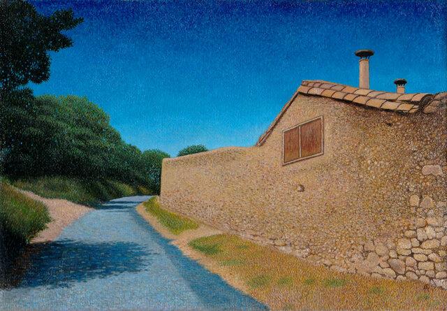 サン・レミ・ド・プロヴァンス~ゴッホの道 XIIの画像1枚目