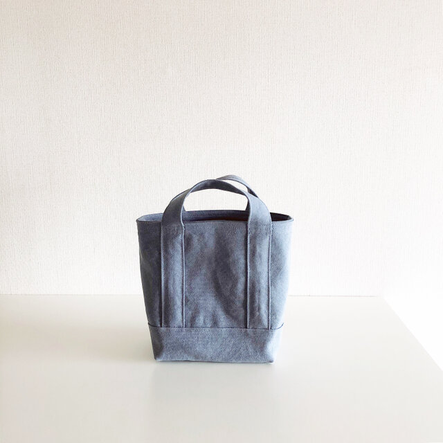 TOTE BAG (S) / coolgrayの画像1枚目
