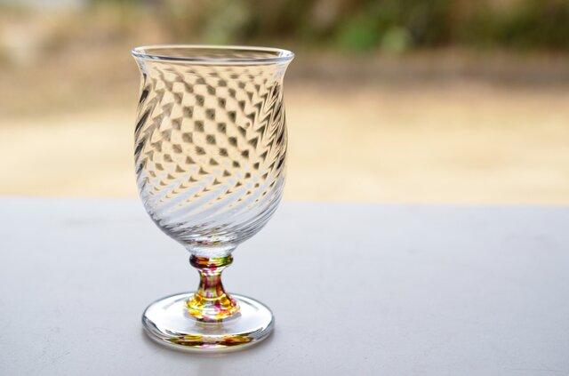 春色ビアグラスの画像1枚目