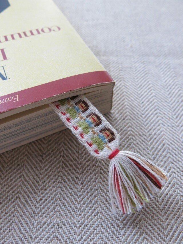 カード織りブックマーク ::flickor::の画像1枚目