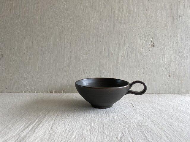スープマグカップ オリーブグリーンの画像1枚目