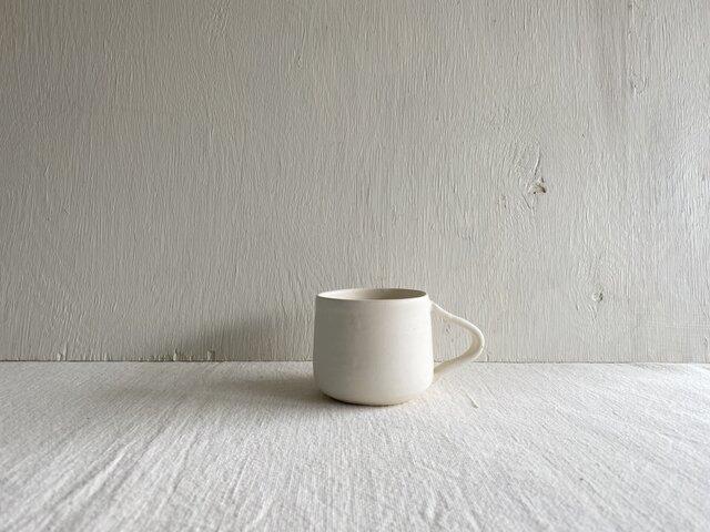 マグカップ ホワイトの画像1枚目