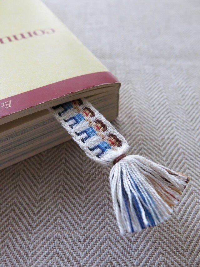 カード織りブックマーク ::pojkar::の画像1枚目