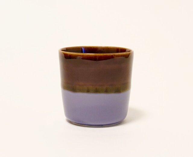 Meoto cup M / 飴×ライラックの画像1枚目