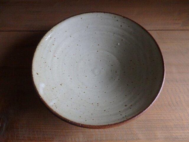 7寸深皿・white【kinoko 様】の画像1枚目