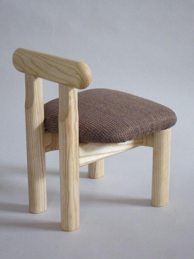 子供椅子■NAGY 018-OKO・ST■ W250xD260xH330(SH220)の画像1枚目