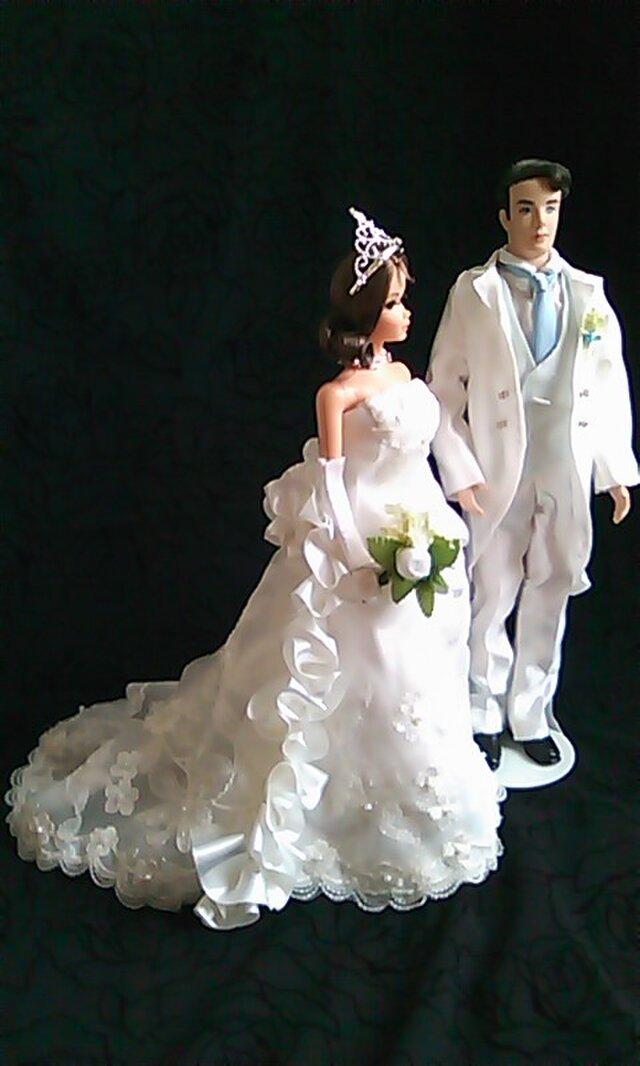 わたしのドレスのウェルカムドールの画像1枚目