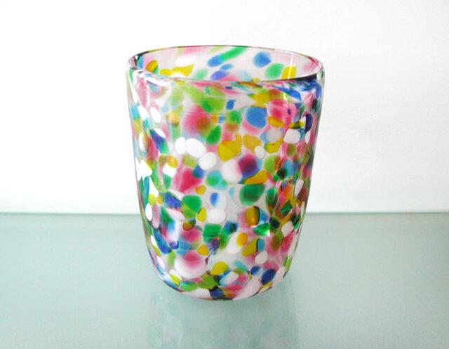 彩グラス(Tropical03)の画像1枚目