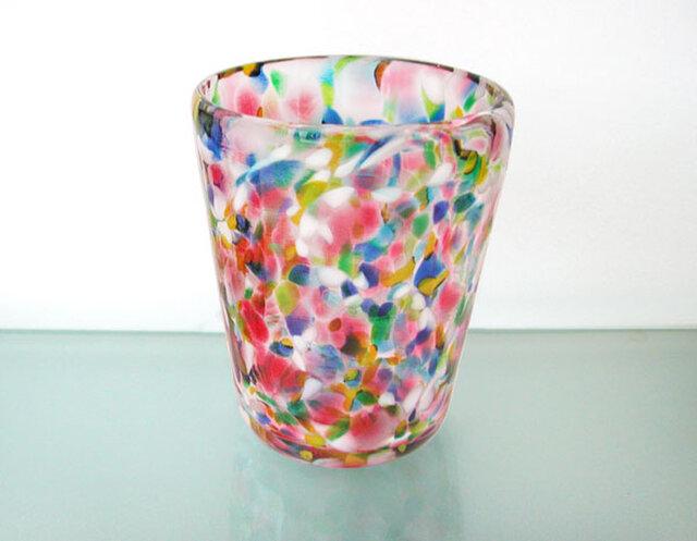 彩グラス(Tropical04)の画像1枚目