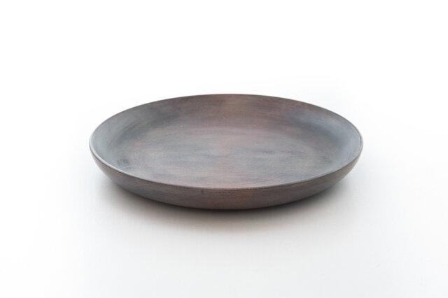 白拭き漆 銘々皿の画像1枚目