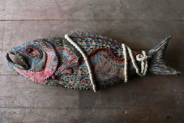 縄文風情歌舞伎趣千年鮭の画像1枚目