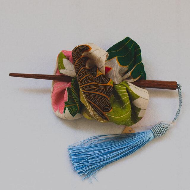 シュシュマジェステ(菊)の画像1枚目