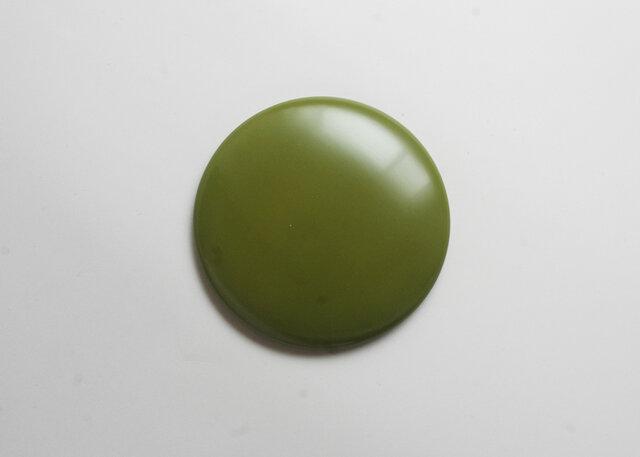五色艶姫鏡(抹茶)【日常に伝統工芸を】の画像1枚目