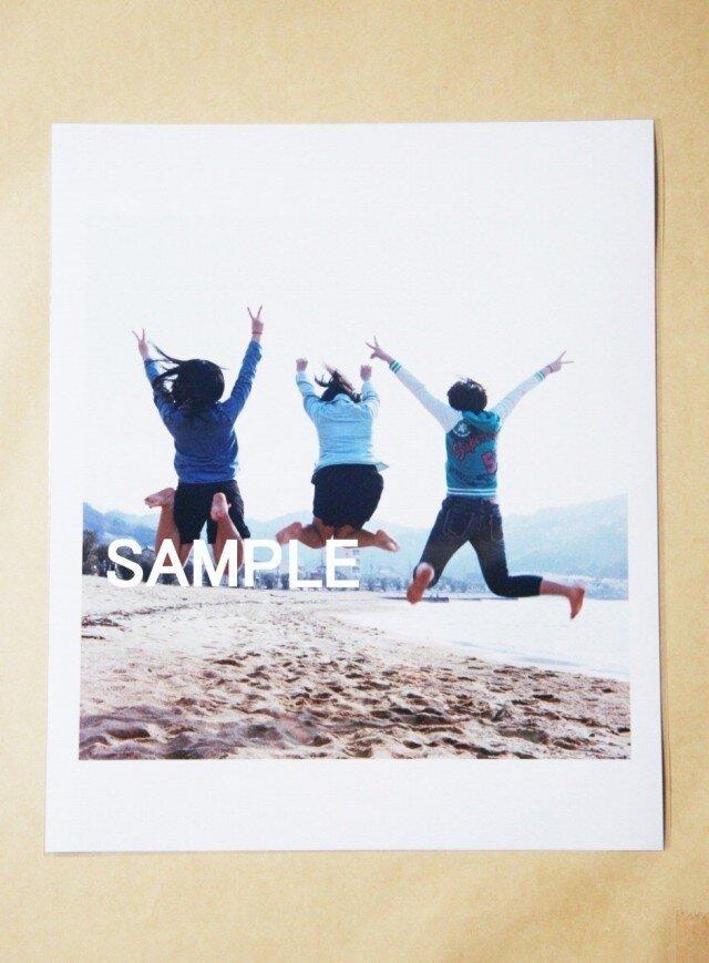 オリジナルプリント写真 『ジャンプ!』の画像1枚目