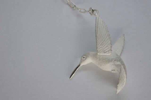 humming bird pendantの画像1枚目