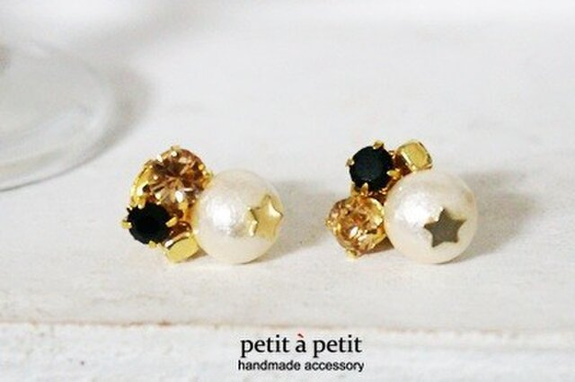 #my style=cottonpearl star#hp130の画像1枚目