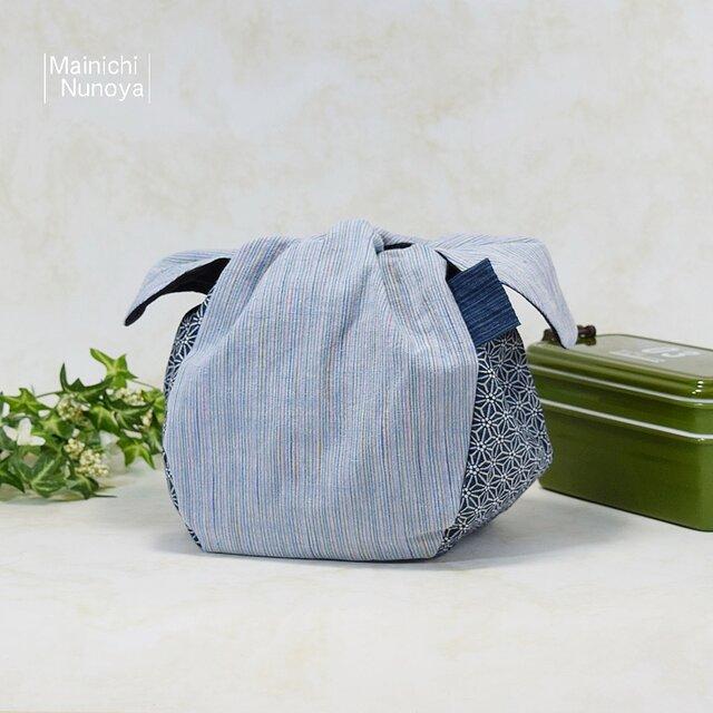 ころんと可愛いお弁当袋♪ きゅっとぷち袋(少し大きいサイズ) :B5の画像1枚目