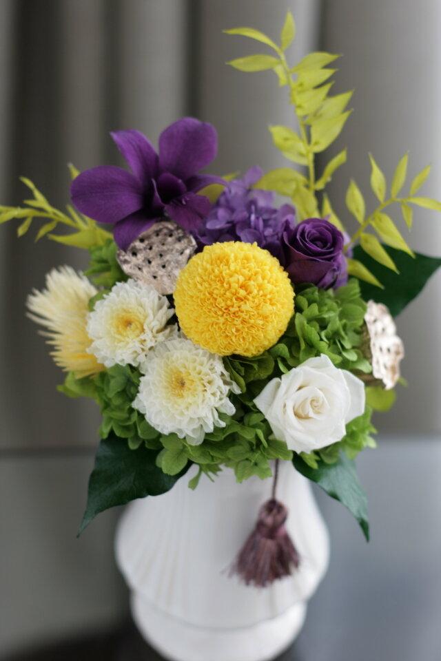 【再販】 仏花 お供え花の画像1枚目