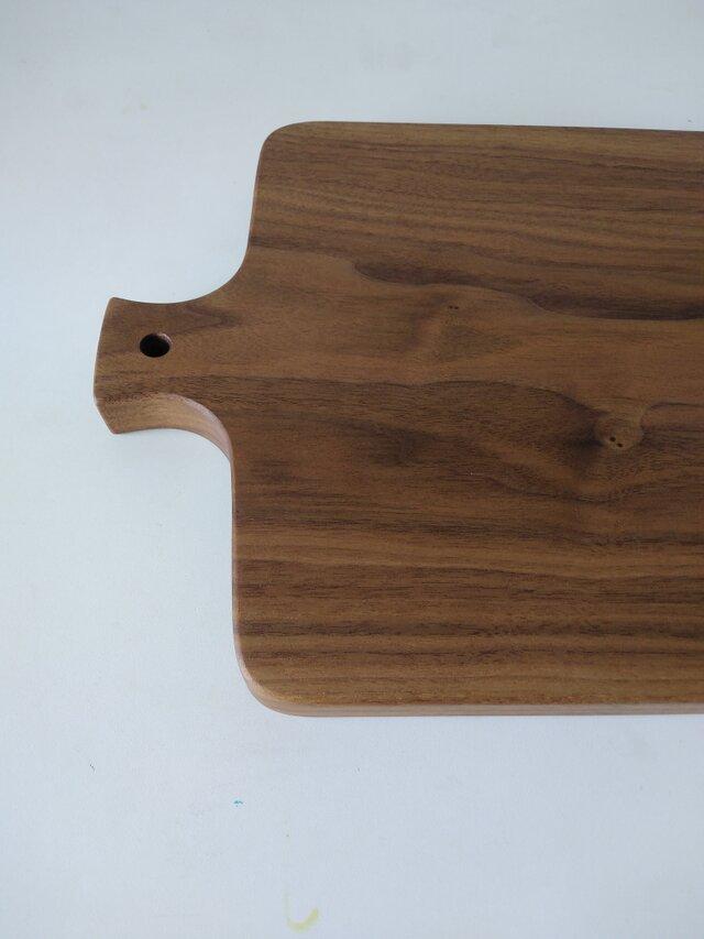 Cutting Board LL - ブラックウォルナットの画像1枚目
