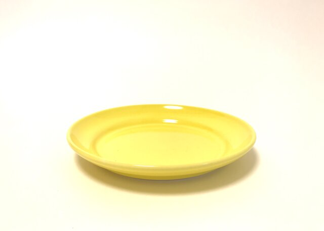 Plate S / Yellowの画像1枚目