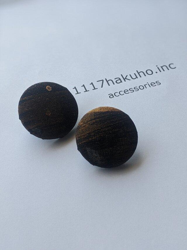 惑星シンフォニー/piercing/black・goldの画像1枚目