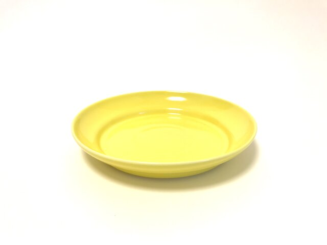 Plate M / Yellowの画像1枚目