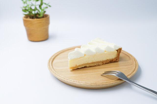 くりのケーキ皿の画像1枚目