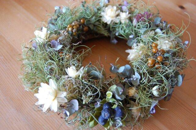 spring wreathの画像1枚目