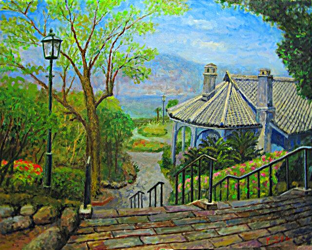風薫る グラバー邸の画像1枚目