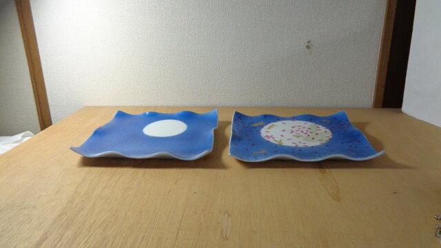 角皿セット の画像1枚目