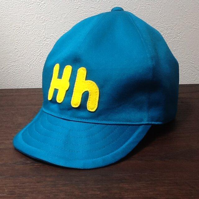 『特別ご注文品』 アルファベットキャップ『Hh』オリジナル型の画像1枚目