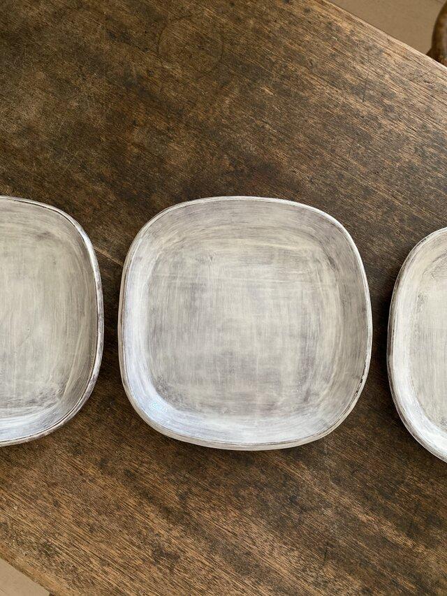 テンテンまる角皿の画像1枚目