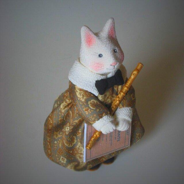 縮緬福猫 アンダンテの画像1枚目