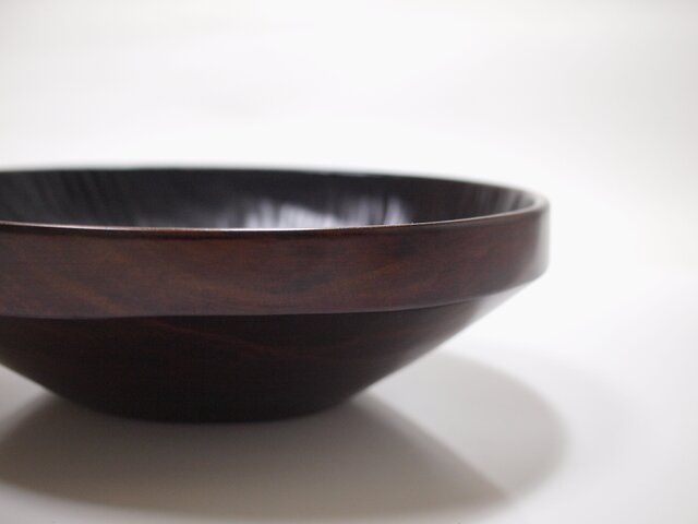 水目桜八寸鉢の画像1枚目