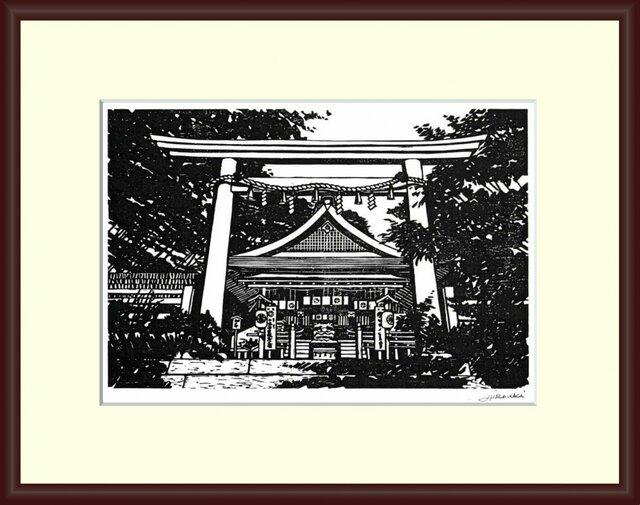 鎌倉/二階堂・鎌倉宮(No H-31)の画像1枚目