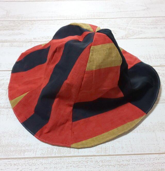 帯帽子の画像1枚目